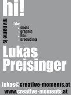 Lukas Preisinger