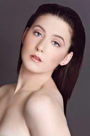 Beauty Shoot Student work: Natural Look