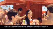 Publicidad como actriz desde 2010 hasta actualidad: Personaje secundario Spot CALIPPO. (España)