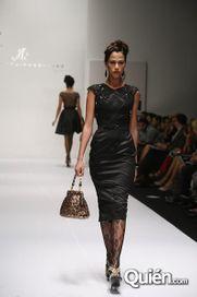 Mercedes Benz Fashion Mexico O/I 2010: Diseñador: Alberto Rodriguez Fotografo: M. Vallejo