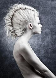 for Russian Hairdressing Award 2010