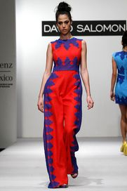 Mercedes Benz DFashion SS 2012