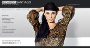Catálogo Ricardo Santiago: Make Up: Meritxell