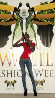 SWAHILI FASHION SHOW 2011