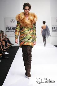 Mercedes Benz Fashion Mexico O/I 2010: Diseñador: Ji+B