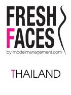 Fresh Faces Thailand 2015