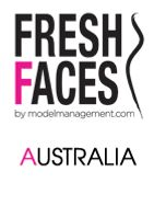 Industry professional  model Fresh from Australia