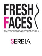 Industry professional  model Fresh from Serbia
