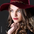 New face kobieta modelka, model Elisabet from Hiszpania