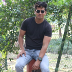 New face male model Abhishek from India