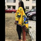 New face kobieta modelka, model Angel from Nigeria