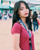 model female model Victoria from Philippines