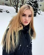 New face Девушка модель Andrea from США