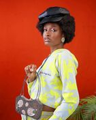 model female model Zibi from Nigeria