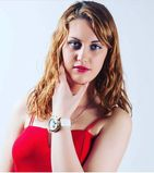 New face female model Elena from Spain