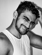 New face male model Kanha from United States