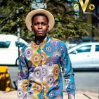 New face homme Mannequin KHANYA from Afrique du Sud