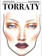 Hair & make-up artist torratymakeup from United States