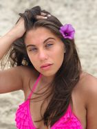 New face female model Martina from Argentina
