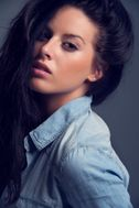 New face female model Nàdia from Spain