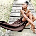 Professional model female model Moesha from Barbados