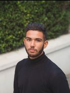 New face male model Mourad from France