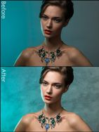 Olybrius - Retouching services