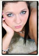 New face female model Nicole from United States