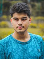 New face male model Himanshu from India