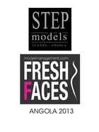 Fresh Faces Angola 2013