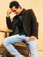 New face male model EM from Pakistan