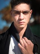 New face male model Lautaro from Argentina