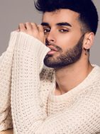 model male model Jabed from Spain