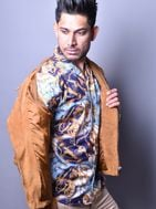 model male model Asaad from United Kingdom