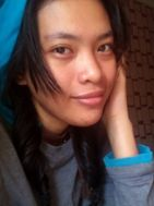 New face female model Feti from Indonesia