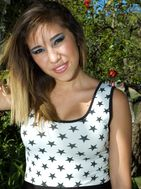 New face Female model Agustina from Argentina