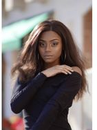 New face female model Aniya from United States
