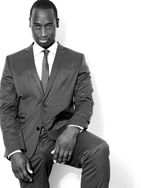 New face male model Babacar from France