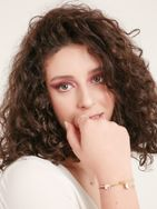 New face Female model Alice from Italy