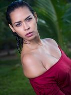 New face female model Estrella from Puerto Rico