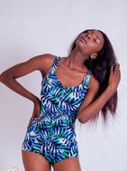 model female model Nexina from Zimbabwe