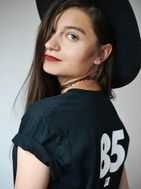New face female model Basia from Poland
