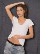 New face female model Catalina from Argentina