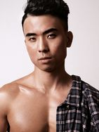 New face male model Kith from Malaysia