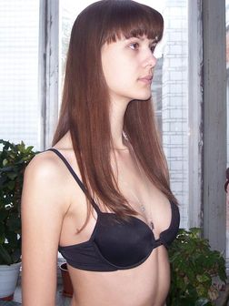 image Sexy casting of alesya