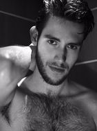 New face male model Nathan from France