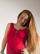 New face feminino modelo Micaela from Argentina