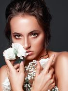 Professional model female model Krystyna from Ukraine