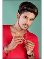New face male model Chethan from India