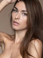 model female model Svitlana from Spain